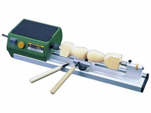 プロクソン PROXXON ウッドレースDX 卓上木工旋盤 幅広い作業が可能、別売のオプションも充実 No.27020 4952989270201 skc-120850