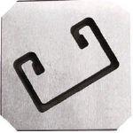 モクバ印 レースウエイカッターD用 固定刃 D912 4960408012516 skc-180617 送料無料