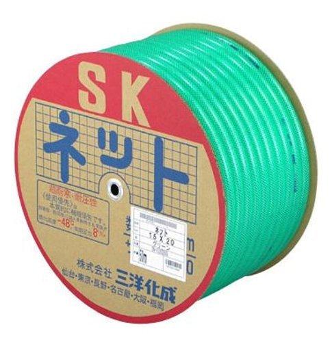 三洋化成 SKネットホース 18×24 SN-1824D50G 50M ドラム巻 4973692104966 skc-203072 送料無料