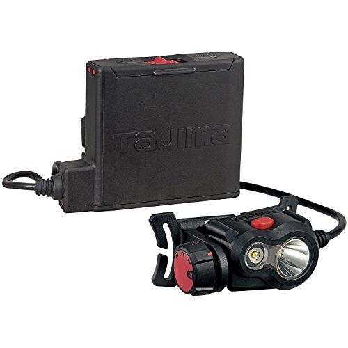 タジマ ペタLEDヘッドライトE301N 明るさ最大300lm 50lm時18h点灯 LE-E301N 4975364166876 skc-299882 送料無料