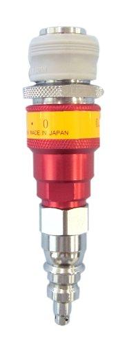 レギュレータ ロータリフリープラグ付 高圧から常圧へ調節 PCS-HL-LSO RFP 4582114622591 skc-335006 送料無料