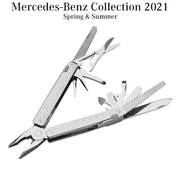 メルセデスベンツコレクショングッズ ビクトリノックス マルチファンクションツール B66953417