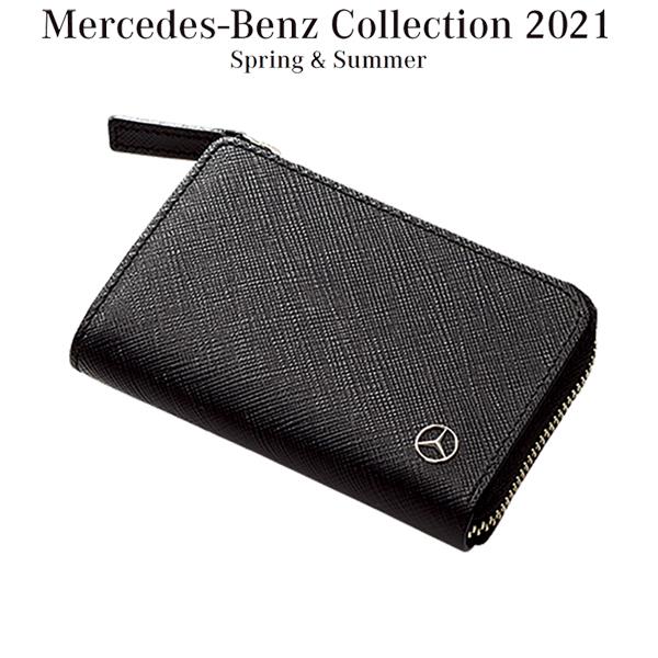 メルセデスベンツコレクション コインバース 小銭入れ ブラック B91302424