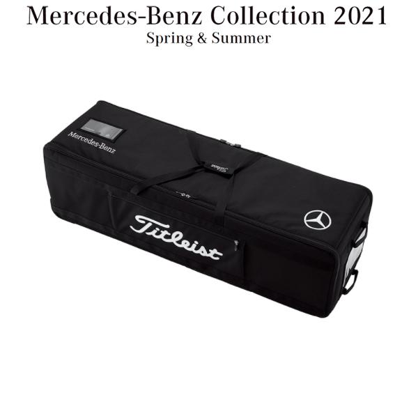 メルセデスベンツコレクション Mercedes-Benz × Titleist ホイール付きトラベルケース B91904271