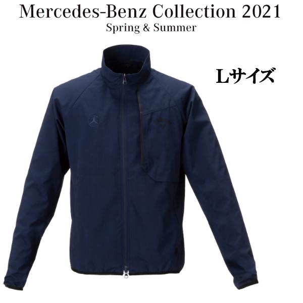 メルセデスベンツコレクション Mercedes-Benz×Callaway フルジップブルゾン ネイビー Lサイズ B91905281