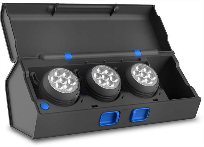 PHILIPS フィリップス カラーチェック用 充電式 LED 作業灯 ワークライト MDLS CRI LPL443MODX1 送料無料