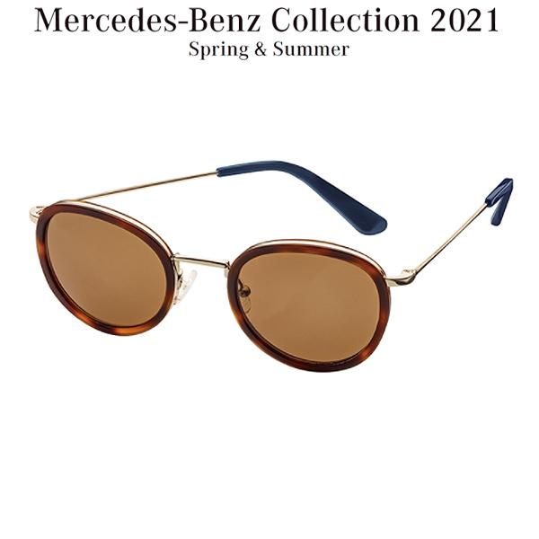 メルセデスベンツコレクション レディス ファッション サングラス ブラウン B66953488