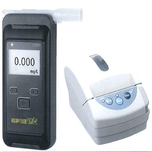【送料無料】 電気化学式センサー搭載 アルコールチェッカーAC-015ST 2(プリンターセット)  【取寄せ】