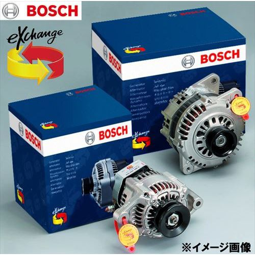 BOSCH ボッシュ リビルトオルタネーター 0986JR14589UB 三菱 対応純正品番 ME017562