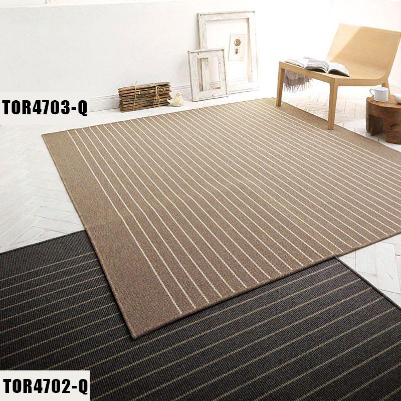 【東リ】【ラグ】TOR3842-3L 190cm×240cm 四季を通じて気持ち良く過ごせるウールラグ。