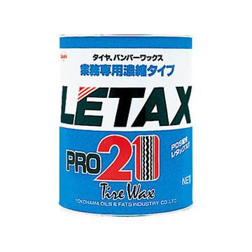 Linda レタックス21 4リットル (横浜油脂工業 | BC07 | タイヤ&レザーワックス 高濃縮タイプ) [1.取寄せ 2.北海道.沖縄.離島への出荷は行えません]
