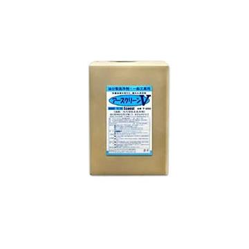 T-050 アースクリーンV 油分散洗浄剤 低発泡 容量:20リットル (エコエストジャパン 流出油対策・二次汚染防止) [1.受注生産 2.北海道・沖縄を除き送料無料]