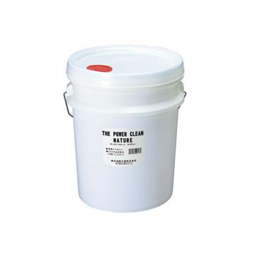 ザ・パワークリーンネイチャー 容量:20L(鈴木油脂工業:S-2304 分類:濃縮タイプ洗浄剤) [取寄せ:欠品・完売時は入手不可]