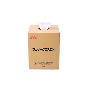 フェザークロスDX・厚手 (鈴木油脂工業:S-9645 容量:350枚 分類:綿100%ウエス) [1.取寄せ 2.北海道.沖縄.離島への出荷は行えません]