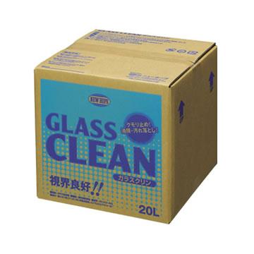 ニューホープ ガラスクリン 20L (NEW HOPE:GC-48-18K クモリ止め、油膜・汚れ落とし) [1.メーカー直送品 2.北海道.沖縄.離島への出荷は行えません]
