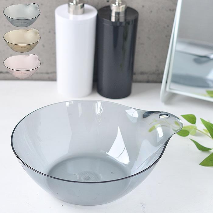 高級感のあるオシャレな湯おけ 水切れもよく 清潔に乾燥させることができます タオルバーに直接掛けることもできます 透明感のある大人なナチュラルカラー 洗面器 風呂桶 期間限定 買い取り LUXRE リュクレ 湯桶 湯おけ フック 風呂グッズ 透明 おしゃれ 高級感 水切れ クリア 壁掛け オシャレ ウォッシュボール バスボウル ポリエチレン おけ