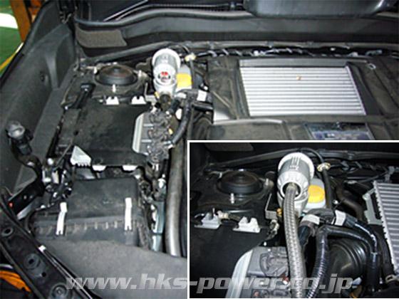 HKS SUPER SQV4シーケンシャルブローオフバルブフォレスター  SJG (12/11-)