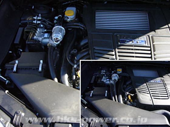 HKS SUPER SQV4シーケンシャルブローオフバルブレヴォーグ VM4(14/06-)