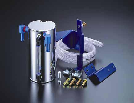 CUSCO(クスコ)オイルキャッチタンク(0.6L)ランサーエボリューションX CZ4A(MT・SST)2009/10~取付不可(12φの為)