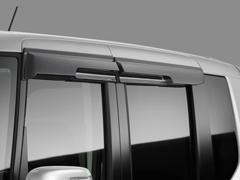 無限 (MUGEN)  ベンチレーテッドバイザーN-BOX/N-BOX+ (JF1/2) 全グレード FF/4WD
