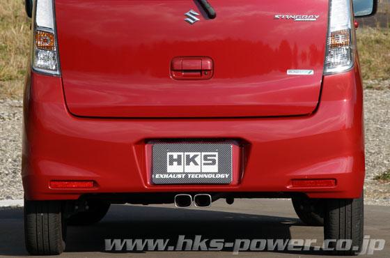 HKS Style SQUARE(クールスタイルスクエア)パレットSW CBA/DBA-MK21S(TURBO) (エッチケーエス)Cool