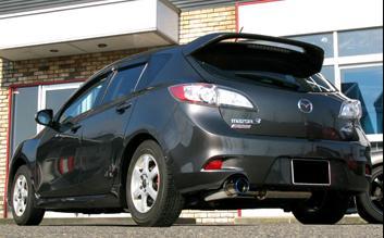 GP SPORT(ジーピースポーツ)EXAS EVO Tune(エグザス エボチューン)アクセラスポーツ 20S/20C SKYACTIV DBA-BLFFW 6AT車専用