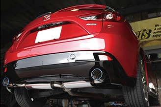 GP SPORT(ジーピースポーツ)EXAS EVO Tune(エグザス エボチューン)アクセラスポーツ XD LDA-BM2FS6MT/6AT車 両対応