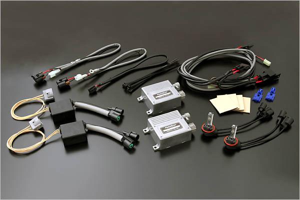AutoExe(オートエグゼ) HIDフォグランプバルブキット汎用品 HB4バルブタイプ 色温度:5500k※i-stop車を除く