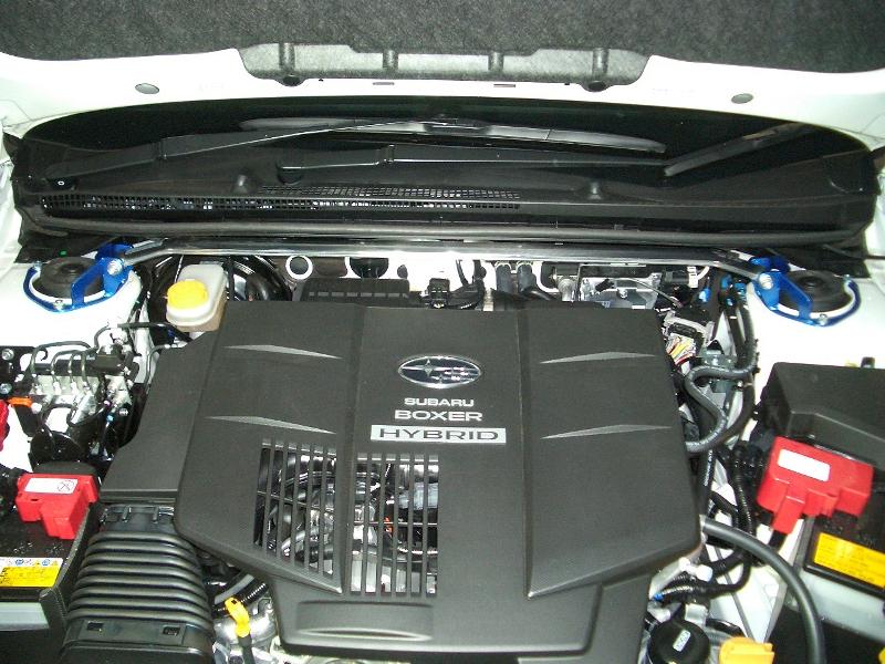 CUSCO(クスコ)ハイブリット・ストラットタワーバー(フロント)XVハイブリッド  GPEXV GP7インプレッサスポーツ GP7インプレッサG4 GJ7