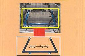 CUSCO(クスコ) パワーブレース リアリアエルグランド E51