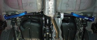 CUSCO(クスコ) パワーブレース フロアリアフォレスター SG5 (A/T車)