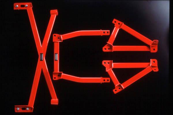 Auto Exe(オートエグゼ)メンバーブレースセットRX-7 FD3S 車体No.200001~用