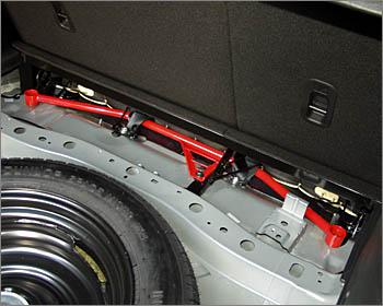 Auto Exe(オートエグゼ)フロアークロスバー(リア用)CX-7 ER系