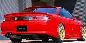 GP SPORT(ジーピースポーツ)EXAS EVO Tune(エグザス エボチューン)シルビア E-S14 ターボ用
