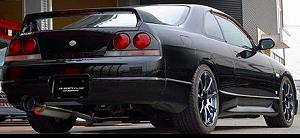 GP SPORT(ジーピースポーツ)EXAS EVO Tune(エグザス エボチューン)スカイライン E-ECR33(2ドア) ターボ用