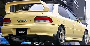 GP SPORT(ジーピースポーツ)EXAS EVO Tune(エグザス エボチューン)インプレッサ E・GF-GC8/GF8(A~G型) ターボ用