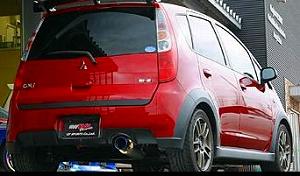 GP SPORT(ジーピースポーツ)EXAS EVO Tune(エグザス エボチューン)コルトラリーアートVer.R CBA-Z27AG Version.1