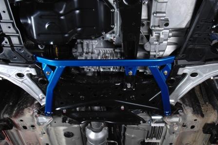 CUSCO(クスコ) ロワアームバー Ver2 (フロント)ランサー Evo10 CZ4Aギャランフォルティス ラリーアートバージョン CY4A