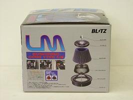 BLITZ(ブリッツ) SUSパワーLM エアクリーナーレガシィワゴン BH5(ターボ)後期
