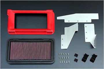 AutoExe (オートエグゼ)スポーツインダクションボックス(K&Nフィルター付)ロードスター NCEC