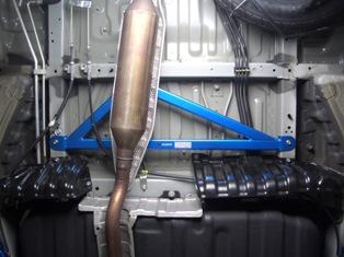 CUSCO(クスコ) パワーブレース フロアーセンターセンターノア・ヴォクシー ZRR70W/ZRR70G (2WD)