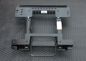 Kansai SERVICE(HKS関西サービス)ローポジションシートレール(純正シート用)スイフトスポーツ ZC32S ドライバー側