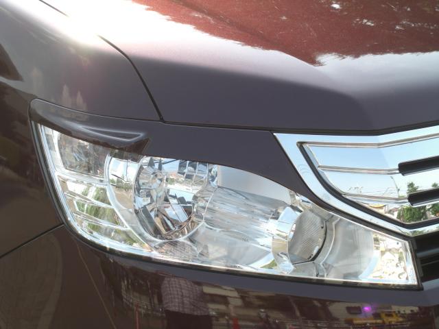 NSスタイル アイライン 左右セットステップワゴン RK系 前期H21.10~純正カラー塗装済み