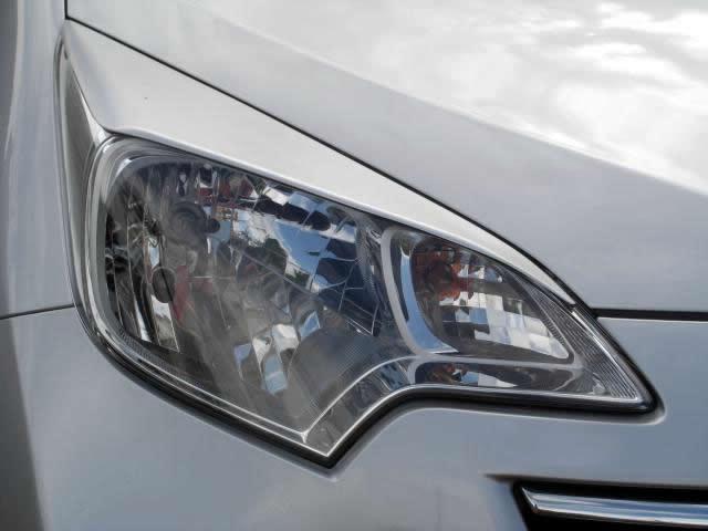 NSスタイル アイライン 左右セットラクティス 前期 NCP120,125 NSP120 H22.10~H26.4 LED・HID車不可純正カラー塗装済み