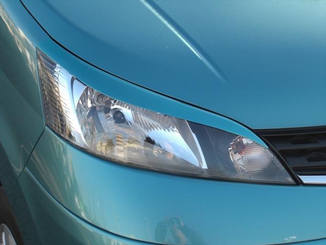 NSスタイル アイライン 左右セットNV200 バネットバン・ワゴン VM20,M20 H21.5~純正カラー塗装済み