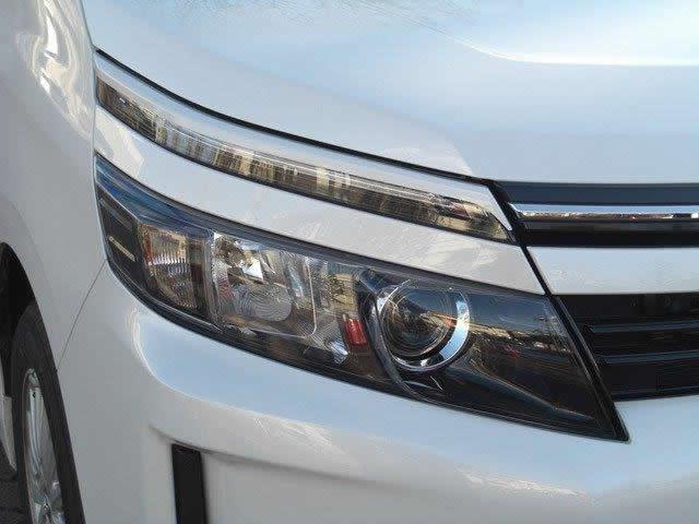 NSスタイル アイライン左右セットヴォクシーハイブリッド(LED用) ZWR80G H26.1~純正カラー塗装済み NO.1