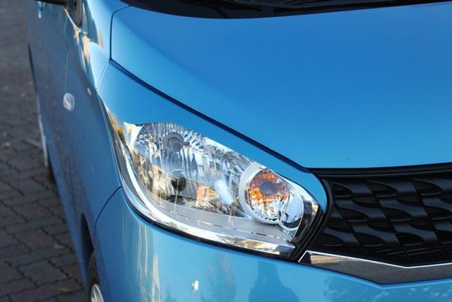 NSスタイル アイライン ワゴンスターアイライン デイズ B21W 左右セット純正カラー塗装済み
