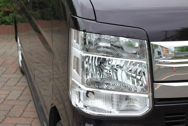 NSスタイル アイライン 左右セットエブリイワゴン DA17W(HID用) H27.2~純正カラー塗装済み