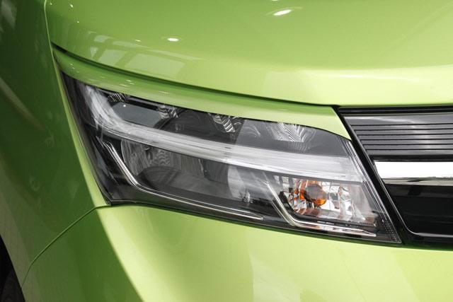 NSスタイル アイライン左右セットタンクカスタム M900A,910A LED用 H28.11~純正カラー塗装済み
