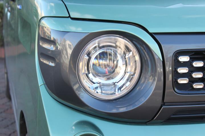 NSスタイル アイライン 左右セットスペーシアギア MK53S H30.12~純正カラー塗装済み